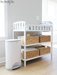 What To Do With Changing Table After Baby Changing Table Organization