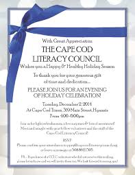 cape cod literacy council news hyannis ma