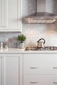Mosaic Tile For Backsplash by Best 25 Penny Backsplash Ideas On Pinterest Penny Wall