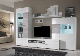 Wohnzimmerschrank Weiss Massiv Wohnzimmermöbel Weiß Grau Mxpweb Com