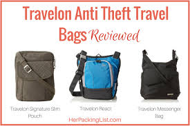 travel reviews images Travelon theft proof travel bag reviews protect your belongings png