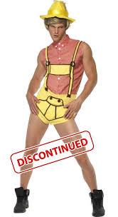 bruno funny oktoberfest fancy dress costume aq038413