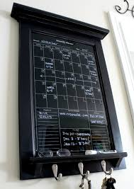 Office Organizer Wall Dry Erase Calendar Bulletin Board Family Calendar With Mail