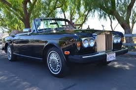 rolls royce vintage convertible sold 1983 rolls royce corniche convertible 75k miles youtube