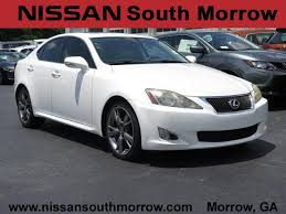 pre owned lexus is 250 pre owned 2010 lexus is 250 4dr car in morrow c406473a nissan