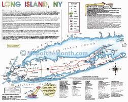 Long Island On Map Long Island Ny Map Maps For The Classroom