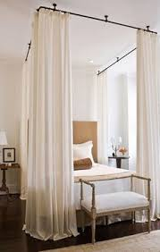 Closet Curtains Instead Of Doors Curtain Divider How To Rebecca Robertson Linen Curtain And Editor