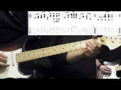 How To Play Comfortably Numb Solo On Guitar How To Play