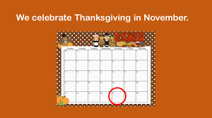 why we celebrate thanksgiving for kids preface created by rachel robelli uf slp grad student this