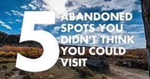youtube abandoned places abandoned abandoned places