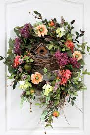 Spring Wreaths For Door by Country Wreaths For Front Door Summer Wreath Front Door Wreath