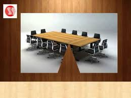 Conference Room Desk Conference Room Furniture Meeting Room Table Youtube