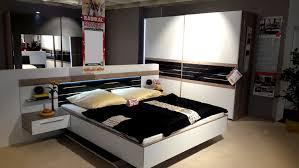 Schlafzimmer Komplett Bett Schwebet Enschrank Rauch Schlafzimmer Hoffmann Möbel