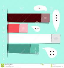 chart minimalism design template stock photos image 31837993