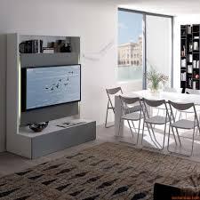 Wohnzimmerm El Mit Led Smart Living Holzmöbel Für Das Wohnzimmer Mit Tv Möbel