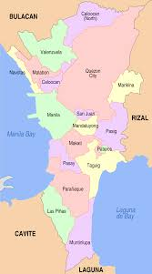 Luzon Map City Map Of Luzon Philippines Free Printable Maps