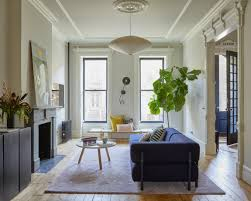 warm minimalism in a young architect u0027s own brooklyn townhouse