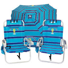 Beach Umbrella And Chairs Tommy Bahama Beach Chair And Umbrella Set Ready Now Beachy