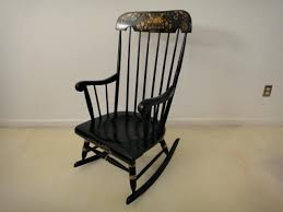 Black Rocking Chair For Nursery Black Rocking Chairs Rocking Chair Black Rocking Chair Cushions Smc