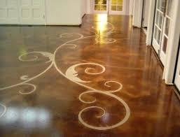 Painted Wood Floor Ideas Floor Painting Best 25 Painted Floors Ideas On Pinterest Painted