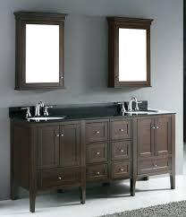 Bathroom Vanity 72 Inch Vanities Wyndham Collection Amare 72 In Double Vanity In Grey