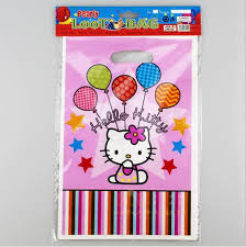 hello gift bags hello plastic loot bag gift bag candy bag for any birthday