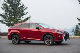 lexus suv 2017 lexus rx with third row seats confirmed