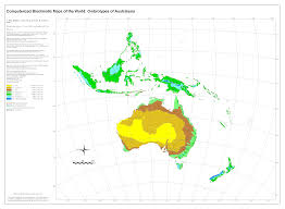 Maps Org Bioclimatic U0026 Biogeographic Maps