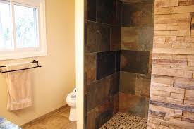 Open Shower Bathroom Bathroom Design Trend Open Showers Frameless Kopke Remodeling