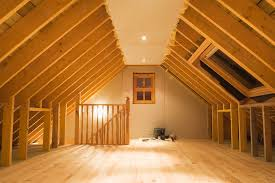 Attic Area by Attic Framing Insulation Plywood Jkranz Carpentry Existing Space