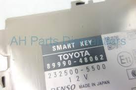lexus key replacement cheap buy 250 2010 lexus rx350 smart key 89990 48062 8999048062 102612