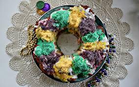 ship a king cake louisiana style traditional king cake trippaluka style