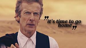 doctor who it s time to go home
