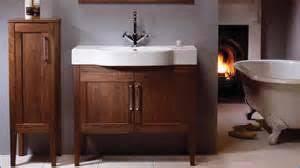 Free Standing Vanity Milan Double Oak Free Standing Bathroom Vanity Unit Best Price