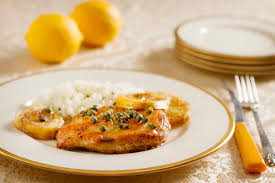 Chicken Piccata Cooking Light Quick And Easy Chicken Picatta