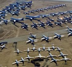 victorville monster truck show the great aviation graveyard new aerial images show hundreds of
