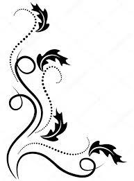 decorative corner ornament stock vector marisha 29599739