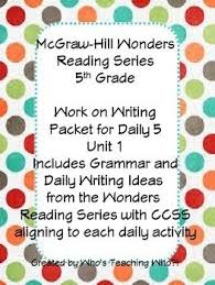 Mcgraw Hill Desk Copies 11 Best 5th Grade Ela And Wonders Mcgraw Hill Images On Pinterest