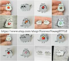 pusheen earrings 12 truly adorable items for pusheen fans
