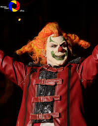 clowns 3d halloween horror nights remarks from the parks character experiences at universal studios