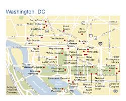 big washington dc map map of d c america maps map pictures