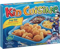 cuisine pop kid cuisine pop popcorn chicken frozen dinnerbox hy vee