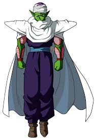 Piccolo Halloween Costume Piccolo Universe Survival Facudibuja Facudibuja Deviantart