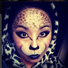 halloween leopard makeup tutorial instagram filter leopard cheetah makeup transformation tutorial