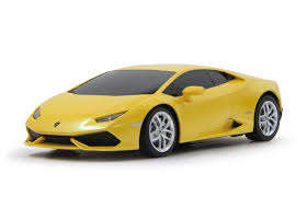 yellow lamborghini lamborghini huracán 1 24 yellow jamara shop