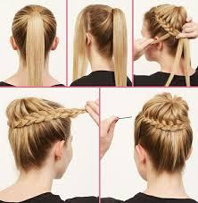 Hochsteckfrisurenen Diy by Inspirierende Hochzeitsfrisuren Für Gäste Welcher Haarstyle Passt