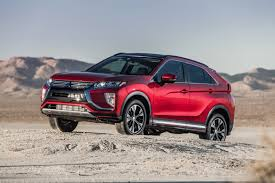 mitsubishi eclipse concept 2018 mitsubishi eclipse cross debuts with a 1 5 turbo starts at