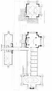 Hillside Floor Plans Drawings And Plans Of Frank Lloyd Wright