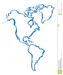 United States Vector Map by Map American Continent Vector On Map Images Let U0027s Explore All