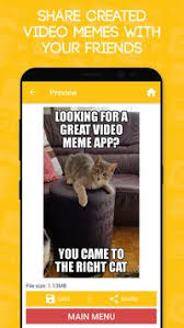 Meme Video Download - video gif memes free apk download free video players editors